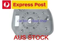 LEFT PASSENGER SIDE MAZDA BT-50 2006-2011 MIRROR GLASS WITH BASE