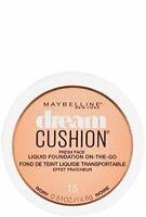 Maybelline New York Dream Cushion Fresh Face Liquid Foundation, Ivory