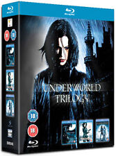 UNDERWORLD 1 TO 3 - BLU-RAY - REGION B UK
