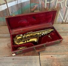 1952 King Zephyr Alto Saxophone - For Repair or Parts