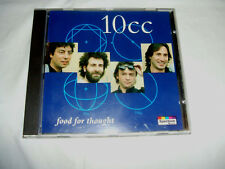 10cc - Food For Thought 1993 CD German Import Germany Dreadlock Holiday