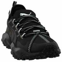 Puma Erupt Trail  Casual Running  Shoes - Black - Mens