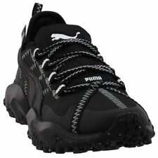 Puma Erupt Trail  Casual Running  Shoes - Black - Mens