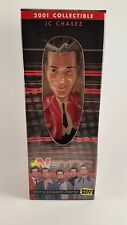 2001 Best Buy Collectible NSYNC JC Chasez Bobble Head with box Music Memorabilia