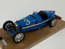 1/43 Brumm Bugatti Type 59 HP 230 form  1933 Blue  R42
