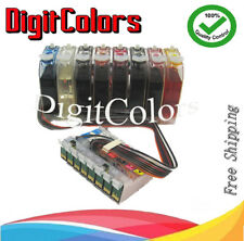 Ink CIS for a Epson R1900 printer Prefilled CIS ink for Epson R1900