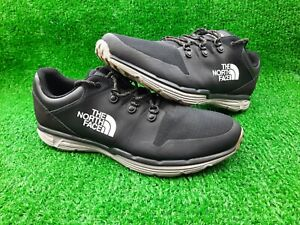 Men's The North Face Running Trainers Sneakers Black Size UK 10