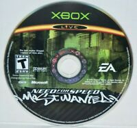 Need for Speed: Most Wanted (Original Microsoft Xbox, 2005) Racing Game MINT