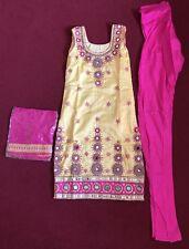 Indian Asian Pakistani Eid Designer Suits Salwar Kameez Pyjama Clothing Clothes