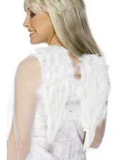 Angel Wings White Christmas Adult Womens Smiffys Fancy Dress Costume Accessory