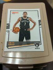 2020-21 Donruss Basketball Base Card Kevin Durant #95 Brooklyn Nets