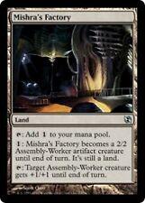 *MRM* FR 4x Usine de Mishra (Mishra's Factory) MTG Duel deck