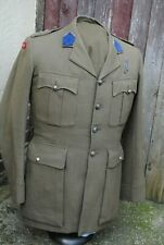 WW2 Polish officer Cichociemni uniform and jump wings