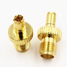 1 x SMA Female to TS9 Male RF Adapter Connector FOR E5776 E392 E398 E3276 E5372