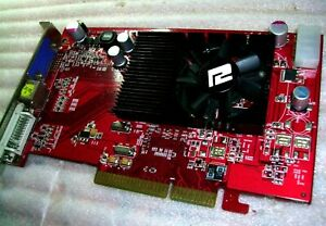 PowerColor Ati Radeon HD 2400 PRO 256MB 64bit AGP