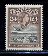 ANTIGUA 116 SG129 MNH 1953-56 24c QEII Defin St. John's Harbour Cat$5