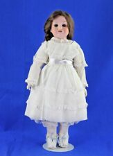VINTAGE ARMAND MARSEILLE A&M 370 BISQUE HEAD DOLL CLOTH BODY ANTIQUE CLOTHES