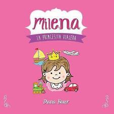Milena by Diana Baker (2015, Paperback)