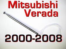 Mitsubishi VERADA AM/FM Power Antenna Mast Stainless 2000-2008