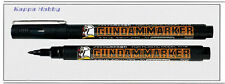 GSI Ceros (Mr. Hobby) Gundam Marker - GM21 Brush Type Gray