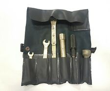 Tool Kit bag Lancia HF Delta Integrale wrench ratchet Fulvia Beta Montecarlo