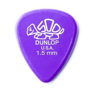 Bag of 12 Dunlop Delrin 500 Picks - 1.50 mm