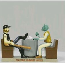 SF GIANTS Star Wars Cantina Rubber Match Statuette SGA 9/16/2018