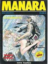 MANARA OPERE COMPLETE 7 TOTEM COMICS NUOVA FRONTIERA 1993