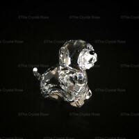 RARE Retired Swarovski Crystal Zodiac Dog 622843 Mint Boxed