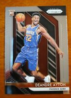 2018-19 Panini Prizm DEANDRE AYTON Base RC Rookie Card #279 Phoenix Suns HOT!!