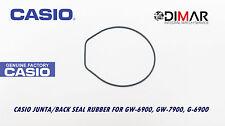 CASIO JUNTA/ BACK SEAL RUBBER, PARA MODELOS. GW-6900, GW-7900, G-6900