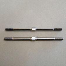 Lunsford 4x85mm Titanium Turnbuckles Pair 1485
