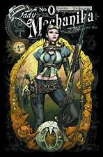 LADY MECHANIKA #0. DEMONS OF SATAN'S ALLEY - TP PRELUDE. 5TH PRINT AUG 2015