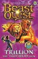 Trillion the Three-Headed Lion: Series 2 Book 6 (Beast Quest), Blade, Adam | Use