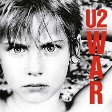 U2 War 180gm Vinyl LP Gatefold Sleeve &