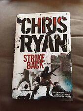 "2007 CHRIS RYAN ""STRIKE BACK"" MILITARY FICTION HARDBACK BOOK"