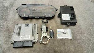 Iveco Daily 2019 Diesel Engine ECU kit and lock set 5801919281 VLO4018