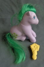 MY LITTLE PONY MLP G1 Seashell white freckles complete HASBRO 1983 ITALY NIRVANA