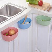 Küche Kabinett Tür Hängen Müll Mülleimer kann Müllcontainer Korb  Abfalleim I8Q3