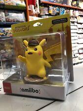 Amiibo Detective Pikachu NUOVO SIGILLATO