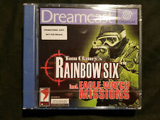 Dreamcast RAINBOW SIX new and sealed