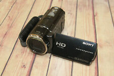 Sony HDR-CX500V 32GB HD Digital High Definition Camcorder Camera Only