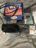 Vintage Wen Electric Sander Polisher W/ Original Box + Instructions