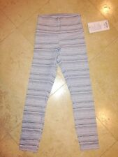Lululemon High Times Yoga Legging Pant Cyber Stripe White Silver Fox 4 XS