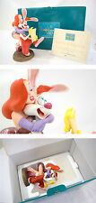 "WDCC Walt Disney Jessica And Roger Rabbit ""How Do I Love Thee"" 10th Anniversary"