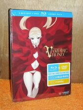 Dance in the Vampire Bund: Complete Series (Blu-ray/DVD, 2011, 4-Disc) anime