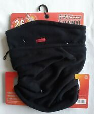Mens - Thermal Insulated Fleece Snood - Black - Brand New