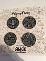 Alice Sketch Booster Pin 102848