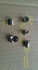LAND ROVER PART BYH500150 NUTSERT RIVNUT BLIND REAR DOOR HANDLE DEFENDER x20