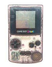 Nintendo Game Boy Color Handheld-Spielkonsole - lila-Transparent - vom Händler